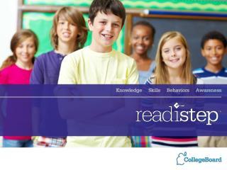 Revised ReadiStep  Score Scale