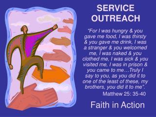 SERVICE OUTREACH