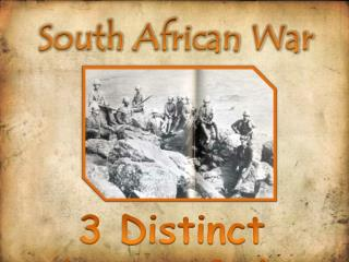 South African War