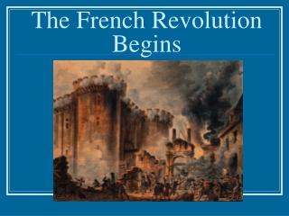 Why Revolution