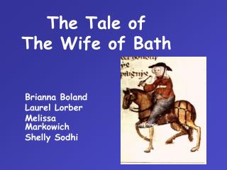 The Tale of  The Wife of Bath