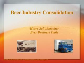 Beer Industry Consolidation