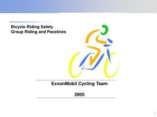 ExxonMobil Cycling Team  2005