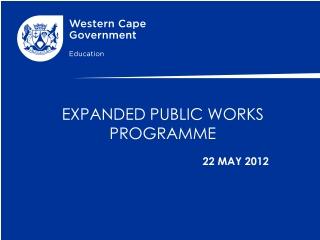 Western Cape Education Department
