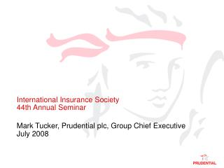 International Insurance Society 44th Annual Seminar