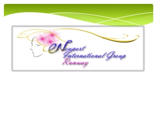 About and Contact Us:  Newport International Group Runaway
