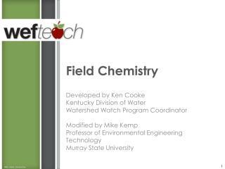 Field Chemistry