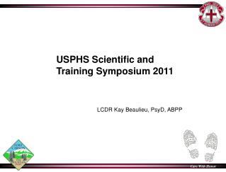 USPHS Scientific and Training Symposium 2011