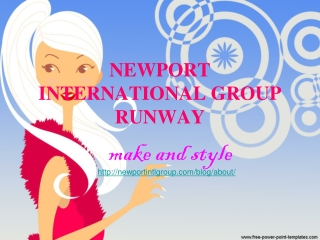 international newport group , ABOUT