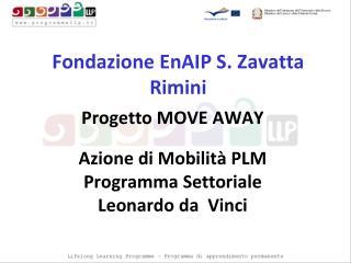Fondazione EnAIP S. Zavatta Rimini