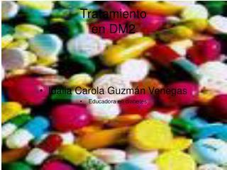 Tratamiento  en DM2