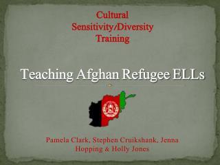 Teaching Afghan Refugee ELLs
