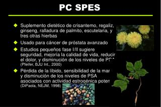 PC SPES