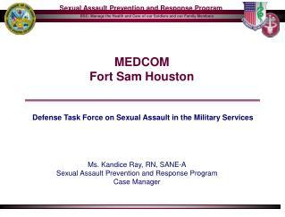 MEDCOM Fort Sam Houston