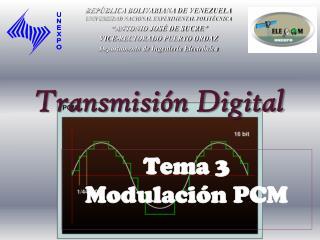 Tema 3 Modulaci n PCM
