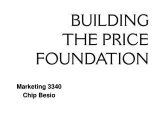 Marketing 3340 Chip Besio