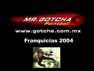 Franquicias 2004