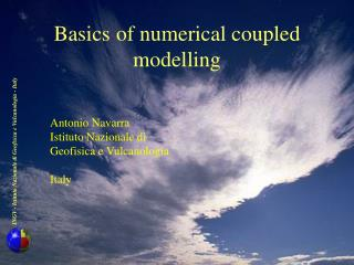 Basics of numerical coupled modelling