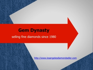 GIA - The rating for quality diamonds