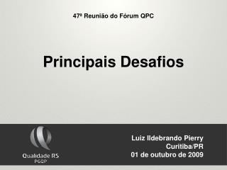 Luiz Ildebrando Pierry Curitiba