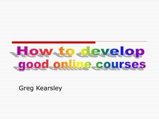 Greg Kearsley