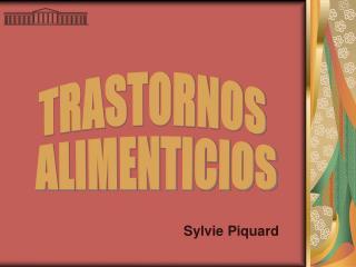 Sylvie Piquard
