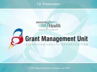 Fiji  Presentation