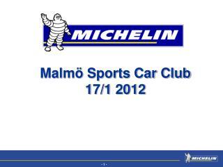 Malm  Sports Car Club 17