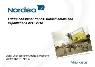 Future consumer trends: fundamentals and expectations 2011-2012