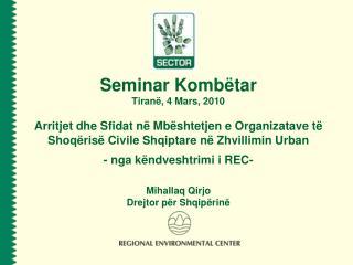 Seminar Komb