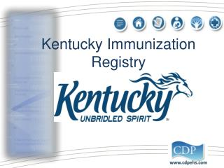 Kentucky Immunization Registry