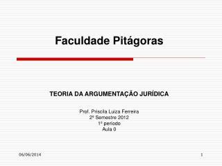 Faculdade Pit goras