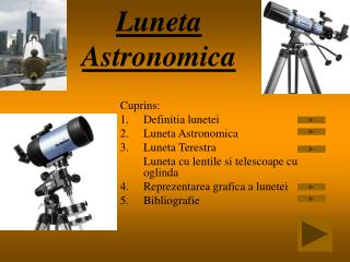 Luneta Astronomica