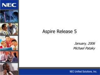 Aspire Release 5