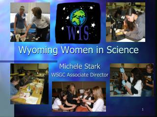 Wyoming Women in Science