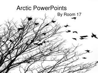 Arctic PowerPoints
