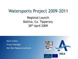 Watersports Project 2009-2011