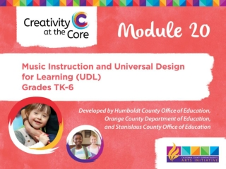 Selecting, Modifying and Designing Instructional Materials