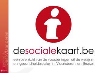 WAT IS DE SOCIALE KAART
