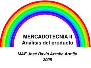 MERCADOTECNIA II An lisis del producto
