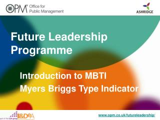 Future Leadership Programme