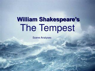 William Shakespeare s