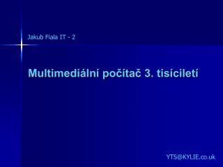 Multimedi ln  poc tac 3. tis cilet