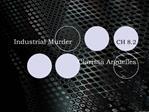 Industrial Murder           CH 8.2