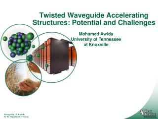 Twisted Waveguide Accelerating Structures: Potential and Challenges