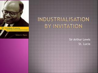 Industrialisation by invitation