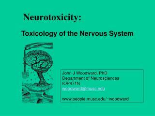 Neurotoxicity: