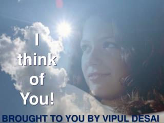Song  I think of You  Music  Lyrics by: Phillip Sung by: Niki Missionaries in Japan