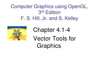 Computer Graphics using OpenGL,  3rd Edition F. S. Hill, Jr. and S. Kelley