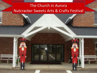 Nutcracker Arts & Crafts Festival